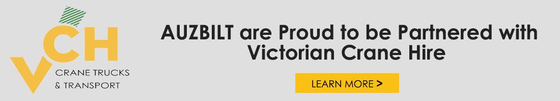 Victorian Crane Hire Banner