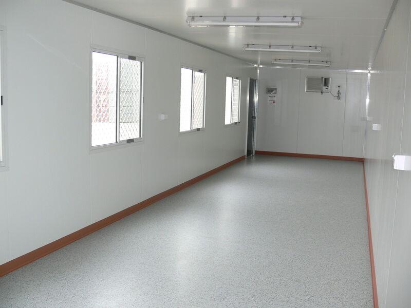 12 x 3m Site Office 9069