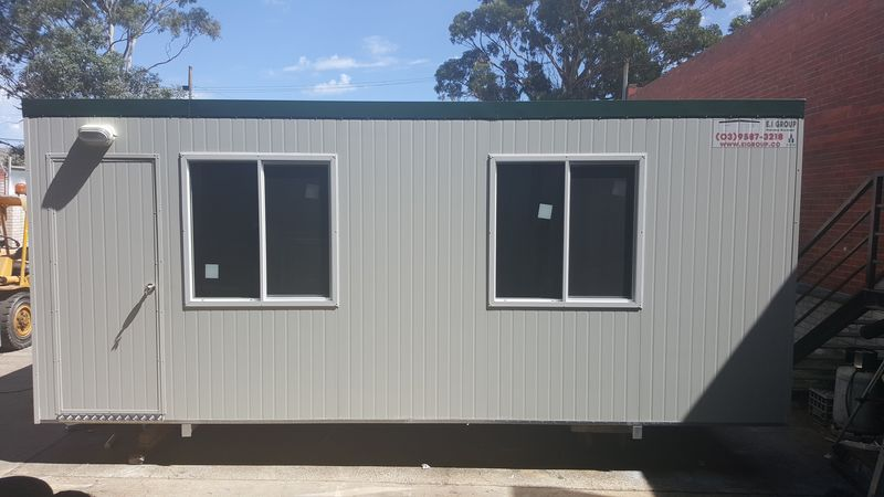 12m x 24m Accommodation Container