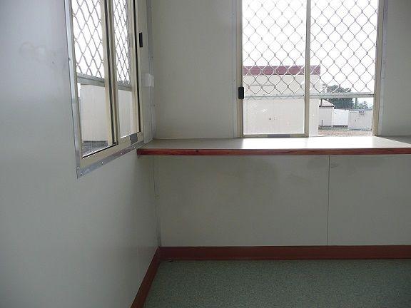 36m x 3m Ticket Box 3 Window