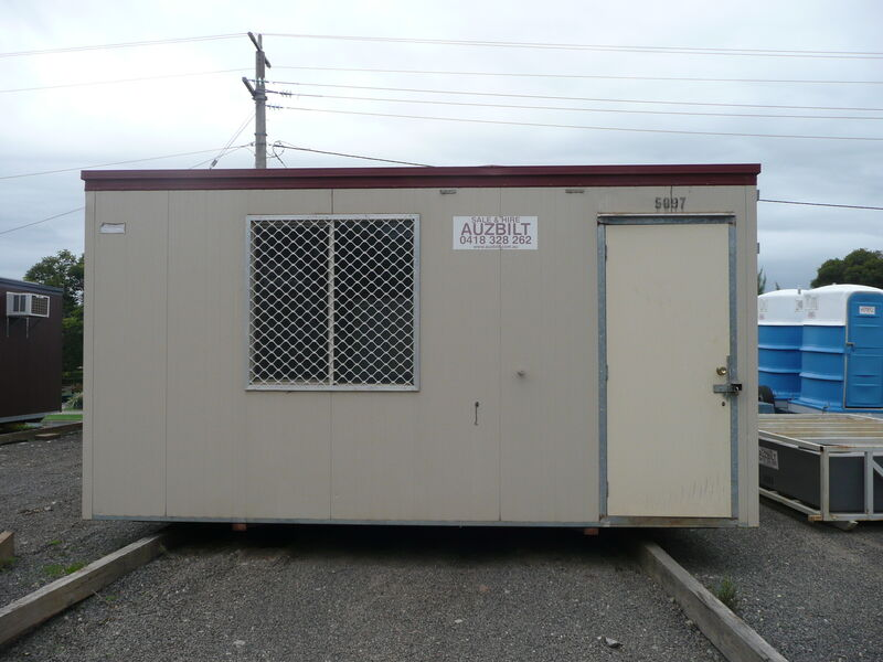 48m x 3m Site Office