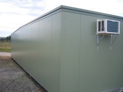 12 x 3m Site Office