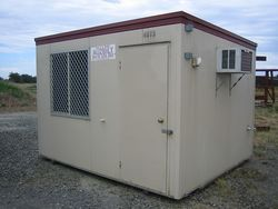 36 x 3m Site Office 4073