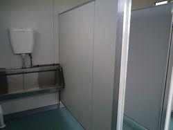 3m x 3m Toilet Block