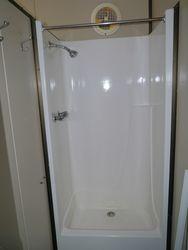4 x 3m Second Hand Shower