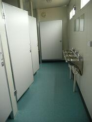 6m x 3m 3 Pan Toilet Sower