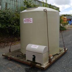 Fresh Water Tank