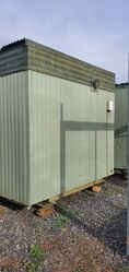 Used 6m x 3m Ablution