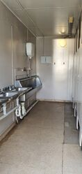 Used 6m x 3m Ablution - Auzbilt